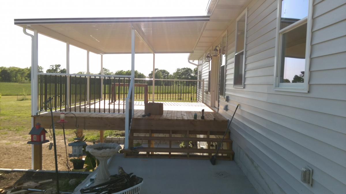 Patio And Deck Covers Kemco Aluminum Inc