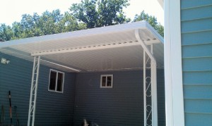 Stuckey patio cover